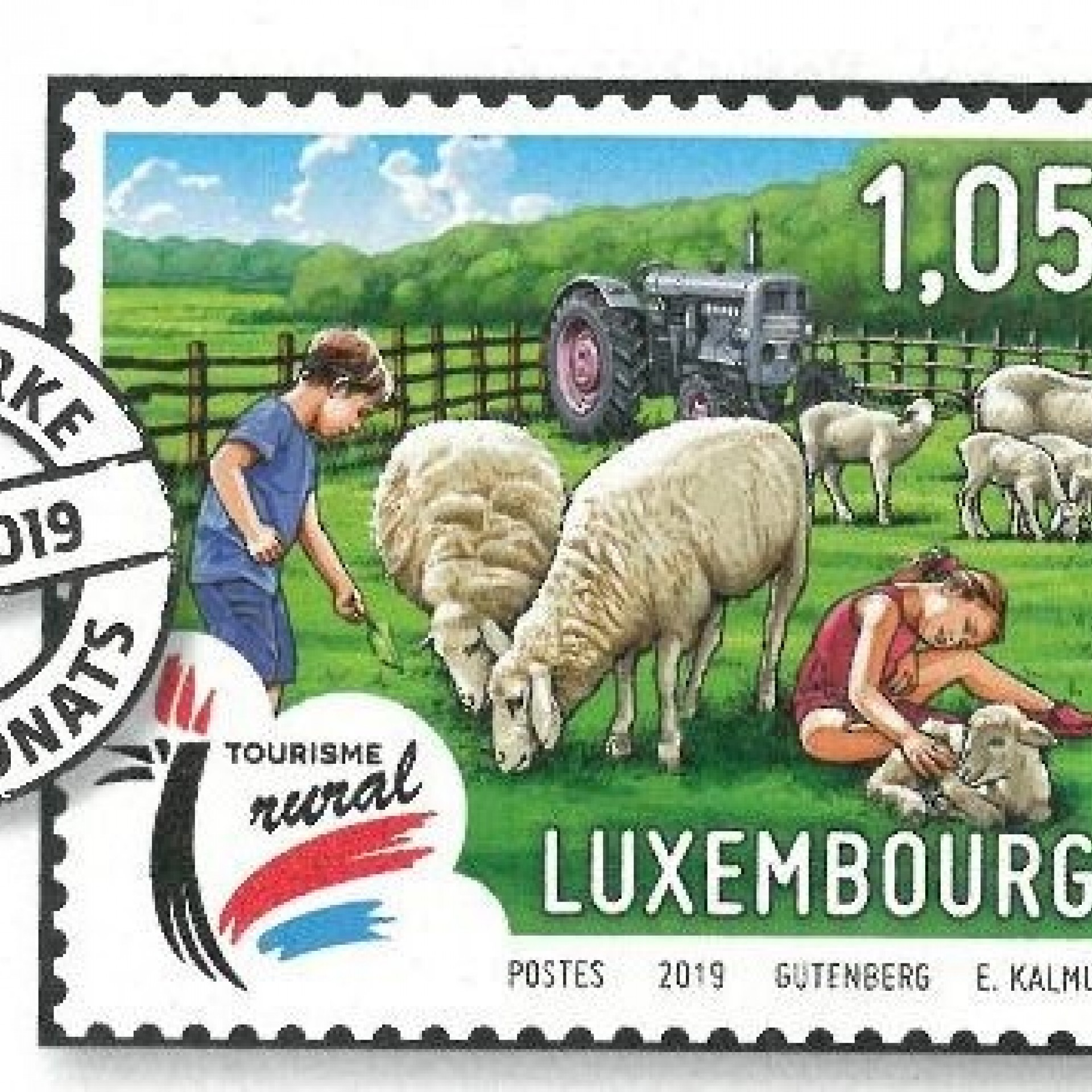 2019 POST 2 Timbres (3)